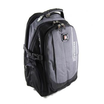 Рюкзак SwissGear 7603 black-grey