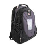Рюкзак SwissGear 7611 Чёрно-серый
