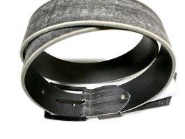 Ремень кожаный с урезанным кончиком_2