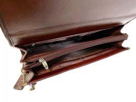 Портфель кожаный Rock Feld RH-05-020509 Brown_4