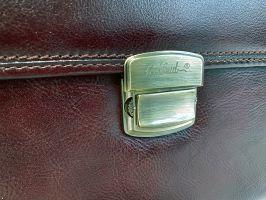 Портфель кожаный Rock Feld RH-05-020509 Brown_3