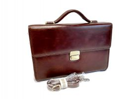 Портфель кожаный Rock Feld RH-05-020509 Brown_1