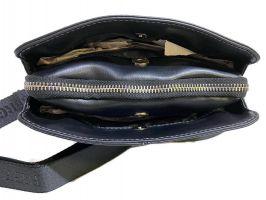 Сумка мужская кожаная Riff Berg 94-500847 Black_4