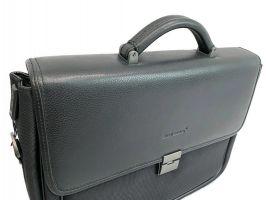 Портфель мужской из кожи Riff Berg 14P-019842 Black_2