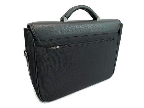 Портфель мужской из кожи Riff Berg 14P-019842 Black