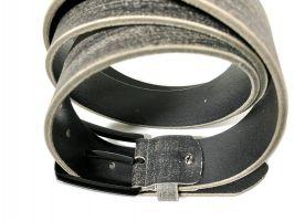 Ремень кожаный Tommy Hilfiger grey_2