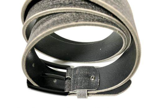Ремень кожаный Tommy Hilfiger grey