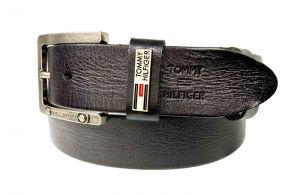 Ремень кожаный Tommy Hilfiger 1378 black_1