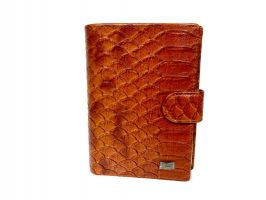 Кошелек Wanlima 12047360167A1 с отделением для паспорта
