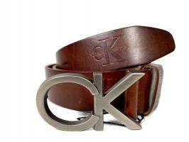 Ремень кожаный Calvin K 1388 _1
