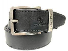 Ремень кожаный Calvin K jeans 1389_1