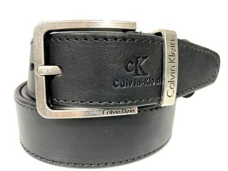 Ремень кожаный Calvin K jeans 1389