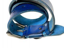 Ремень кожаный брендовый HD 1393_3