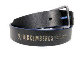 Ремень кожаный брендовый Bk 1410 black_4