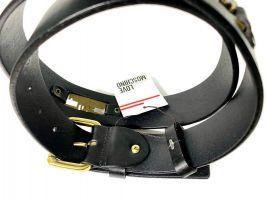 Ремень брендовый Moschino Love 1423 black_3
