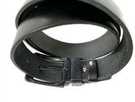 Ремень кожаный брендовый Hermes 1427_3