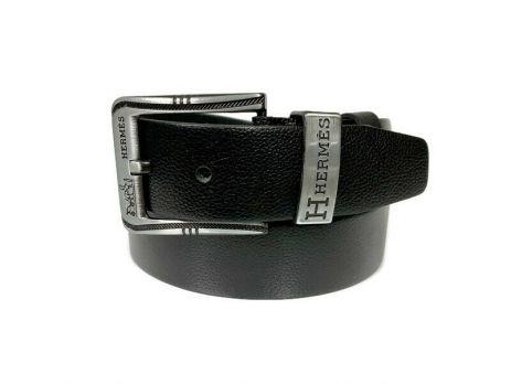 Ремень кожаный брендовый Hermes 1427