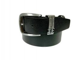 Ремень кожаный брендовый Massimo Dutti 1430_0