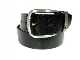 Ремень кожаный брендовый Massimo Dutti 1430_1