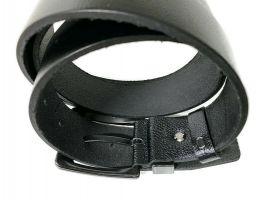 Ремень кожаный брендовый Calvin K 1431_3