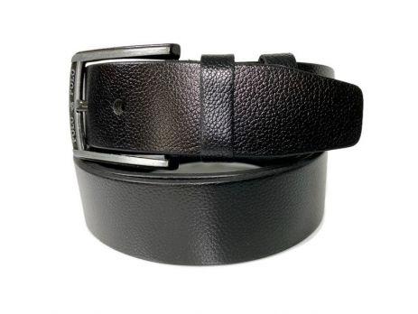 Ремень кожаный брендовый POLO 1433