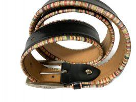 Ремень кожаный брендовый Paul Smith 1435_4