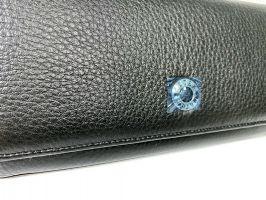 Кошелёк женский кожаный Petek 8071 A Black/Red_4