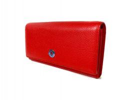 Кошелёк женский кожаный Petek 8071 E Red_2