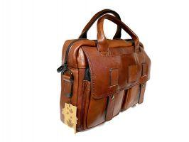 Портфель мужской кожаный ZZNick 33553_1