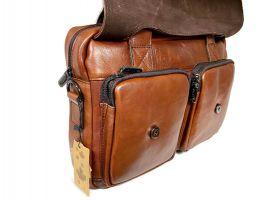 Портфель мужской кожаный ZZNick 33553_2