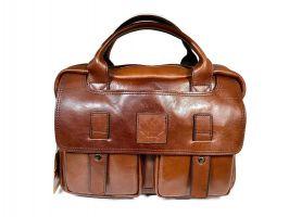 Портфель мужской кожаный ZZNick 33553_0