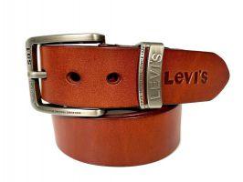 Ремень кожаный брендовый Levis 1448_0