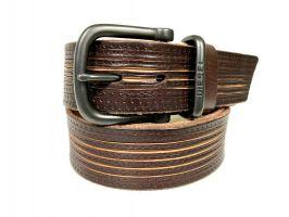 Ремень кожаный брендовый Diesel 1449_1