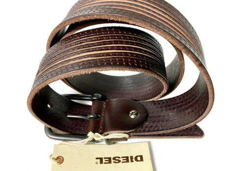 Ремень кожаный брендовый Diesel 1449