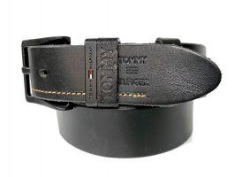 Ремень кожаный брендовый Tommy Hilfiger 1455_2