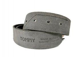 Ремень кожаный брендовый Tommy Hilfiger 1455_4