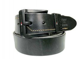Ремень кожаный брендовый Tommy Hilfiger 1455_1