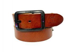 Ремень кожаный брендовый Tommy Hilfiger 1457
