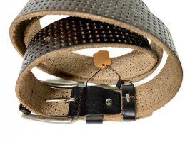 Ремень кожаный брендовый Tommy Hilfiger 1458_3