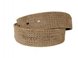 Ремень кожаный брендовый Tommy Hilfiger 1458_4