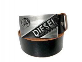 Ремень кожаный брендовый Diesel 1459_0