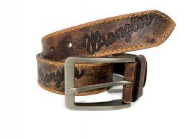 Ремень кожаный брендовый Wrangler 1460_1