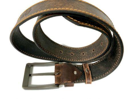Ремень кожаный брендовый Wrangler 1460
