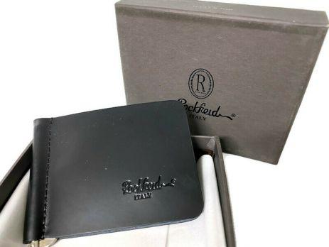 Зажим для денег Rock Feld RH-92-41B Black