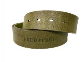 Ремень кожаный брендовый Fred Perry 1471_4