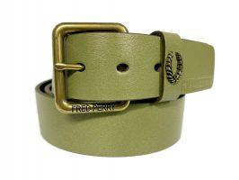 Ремень кожаный брендовый Fred Perry 1471_1