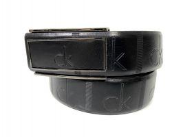 Ремень кожаный брендовый Calvin K 1475_2