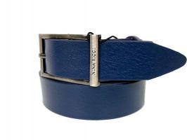 Ремень кожаный брендовый Nina Ricci 1476_2