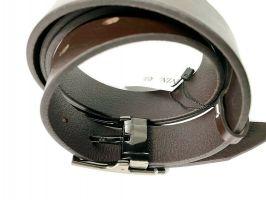 Ремень кожаный брендовый Nina Ricci 1477_3