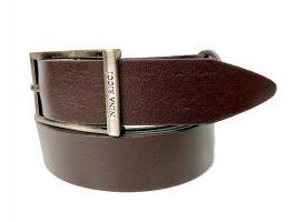 Ремень кожаный брендовый Nina Ricci 1477_2